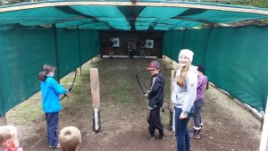 Archery at Finlay Park