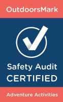 Outdoorsmark Safety Audit Certified - Adventure Activities